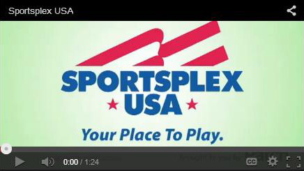 Santee Sportsplex USA Softball Video
